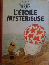 Tintin (Historique) -10B29- L'étoile mystérieuse