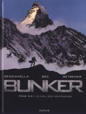 Bunker (Betbeder/Bec) -5- Le mal des montagnes
