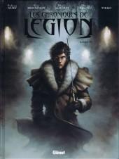Les chroniques de Légion -4- Livre IV
