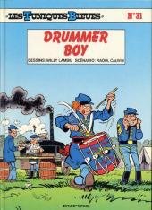 Les tuniques Bleues -31a2002- Drummer boy