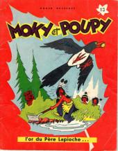Moky et Poupy -13- l'or du Père Lapioche