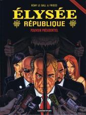 Élysée république -4- Pouvoir présidentiel