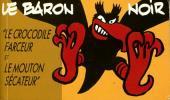 Le baron Noir -Flip- Le Crocodile farceur et le Mouton sécateur