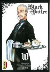 Black Butler -10- Black Esper