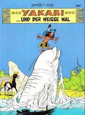 Yakari (en allemand) -7- ...und der weisse wal