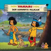 Yakari (en allemand) -HS- Der verirrte pelikan