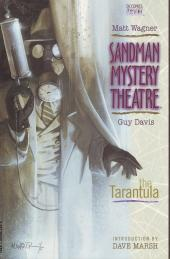 Sandman Mystery Theatre (1993) -INT01- The Tarentula