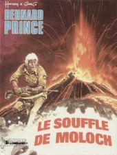 Bernard Prince -10b1994- Le Souffle de Moloch