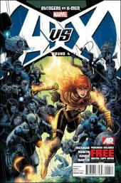 Avengers vs X-Men (2012) -4- Round 4
