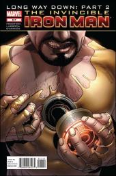 Invincible Iron Man (2008) -517- Long way down 2 : how to make a madman