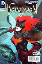 Batwoman (2011) -9- To drown the world par 4