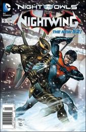 Nightwing (2011) -9- The gray son