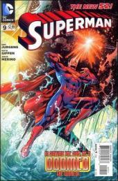 Superman (2011) -9- Secrets & Lies