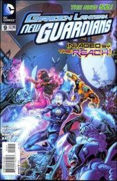 Green Lantern: New Guardians (DC Comics - 2011) -9- Beyond hope