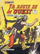 La route de l'Ouest -113- La charge des Longs Couteaux