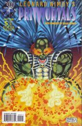 Leonard Nimoy's Primortals (1995) -5- Issue 5