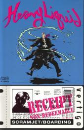 Heavy Liquid (1999) -5- Issue 5