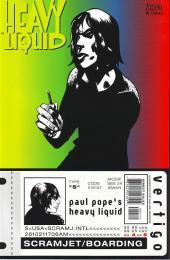 Heavy Liquid (1999) -4- Issue 4