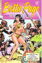 Bettie Page Comics (1996) - Bettie Page comics