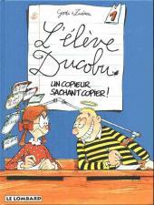 L'Élève Ducobu -1a2007- Un copieur sachant copier