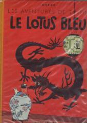 Tintin (Historique) -5B06- Le Lotus Bleu