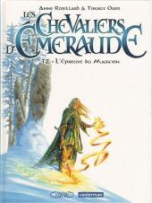 Les chevaliers d'Émeraude -2- L'Épreuve du Magicien