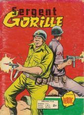 Sergent Gorille -60- Le fromage et le Capitaine