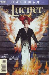 Sandman presents (The): Lucifer -1- The Morningstar option (1)