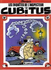 Cubitus -22a- Les Enquêtes de l'inspecteur Cubitus