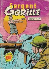 Sergent Gorille -81- L'enlèvement