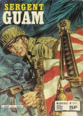 Sergent Guam -111- La fureur du Dragon Noir
