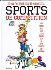 Ce qu'il faut savoir avant de pratiquer des... sports de compétition