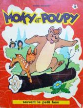 Moky et Poupy -16- sauvent le petit faon