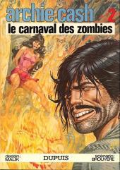 Archie Cash -2a- Le carnaval des zombies
