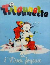 Titounet et Titounette -2- Titounet et Titounette et l'hiver joyeux