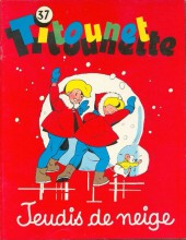 Titounet et Titounette -37- Jeudis de neige