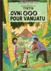 Tintin - Pastiches, parodies & pirates -PIR- Ovni 666 pour Vanuatu