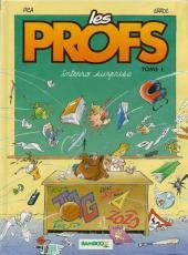 Les profs -1a2008- Interro surprise