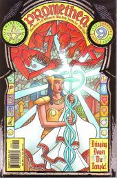 Promethea (1999) -9- Bringing down the temple !