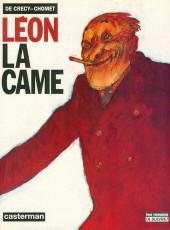 Léon la Came -1- Léon la came