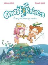 Ernest & Rebecca -4- Le pays des cailloux qui marchent