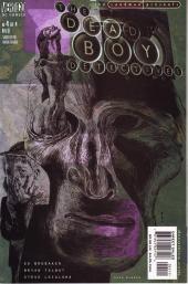 The sandman Presents: Deadboy Detectives (2001) -4- The secret of immortality (4)