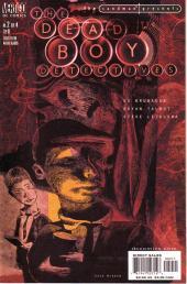 The sandman Presents: Deadboy Detectives (2001) -2- The secret of immortality (2)