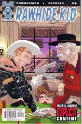 Rawhide Kid: Slap leather (Marvel MAX - 2003) -4- Issue four