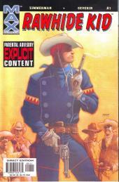 Rawhide Kid: Slap leather (Marvel MAX - 2003) -1- Issue one