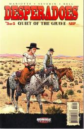 Desperadoes: Quiet of the Graves (2001) -3- Spider spin a web