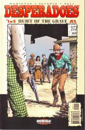Desperadoes: Quiet of the Graves (2001) -1- The corpse of Jimmy Miggs