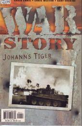 War Story (2001) - Johann's Tiger
