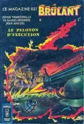 Brûlant (1re série) -9- Le peloton d'exécution
