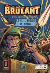 Brûlant (1re série) -39- Le G.I. creuse sa tombe